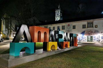 Nova marca do Município de Amarante