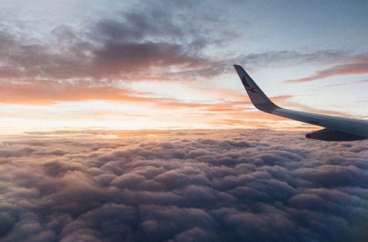 lugar no voo