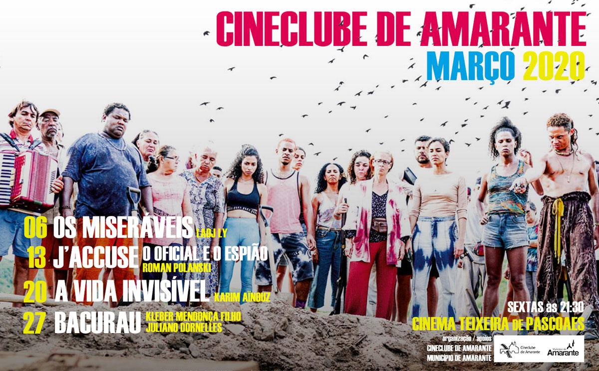 Cineclube Amarante_Noite dos Césares