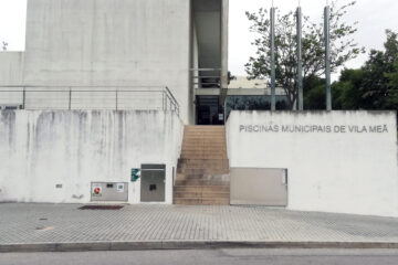 Piscinas Municipais Vila Meã, Curso de Nadador Salvador