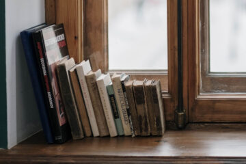 Livros à Porta